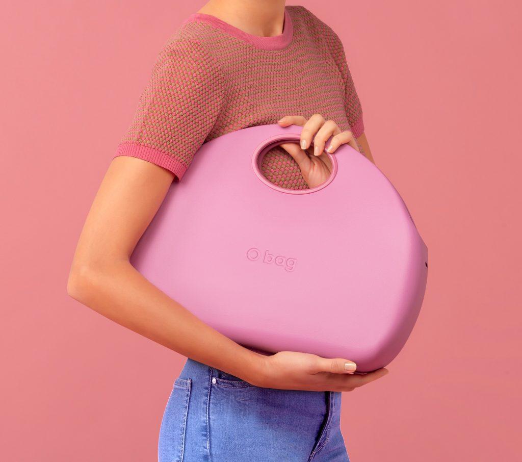 Joevany O Bag Pink