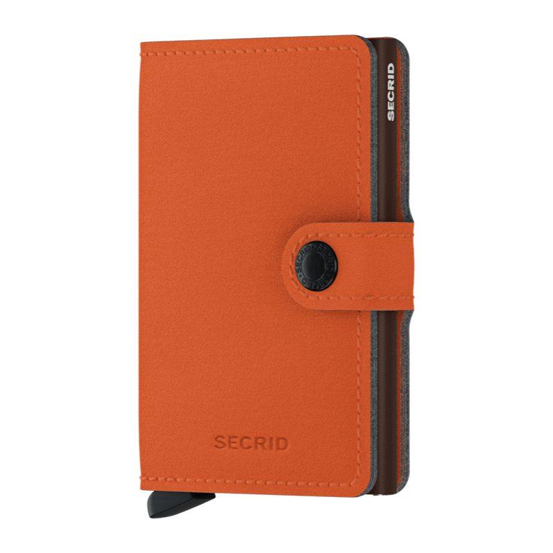 Joevany Secrid Miniwallet Yard Orange