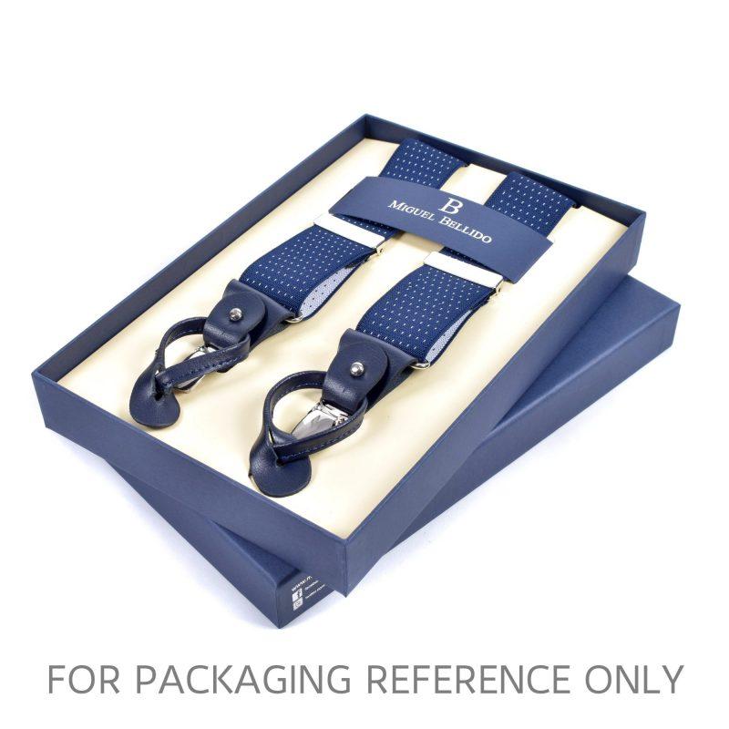 Joevany Miguel Belido Suspender Packaging
