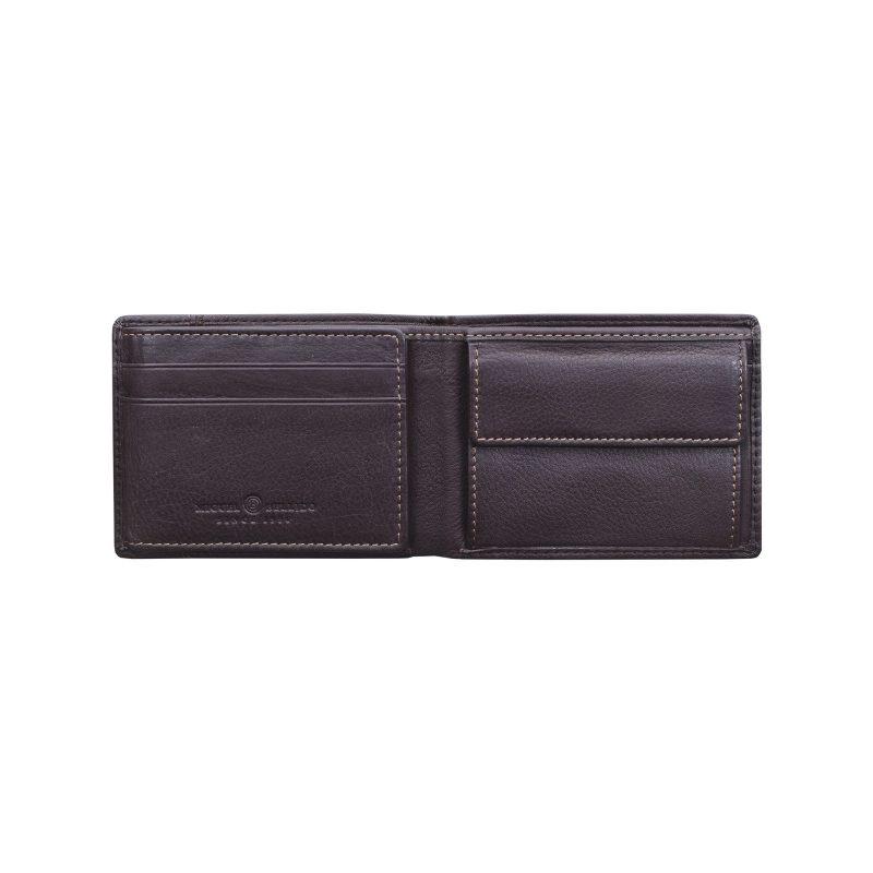 Joevany Miguel Belido Wallet 2504 Brown 2