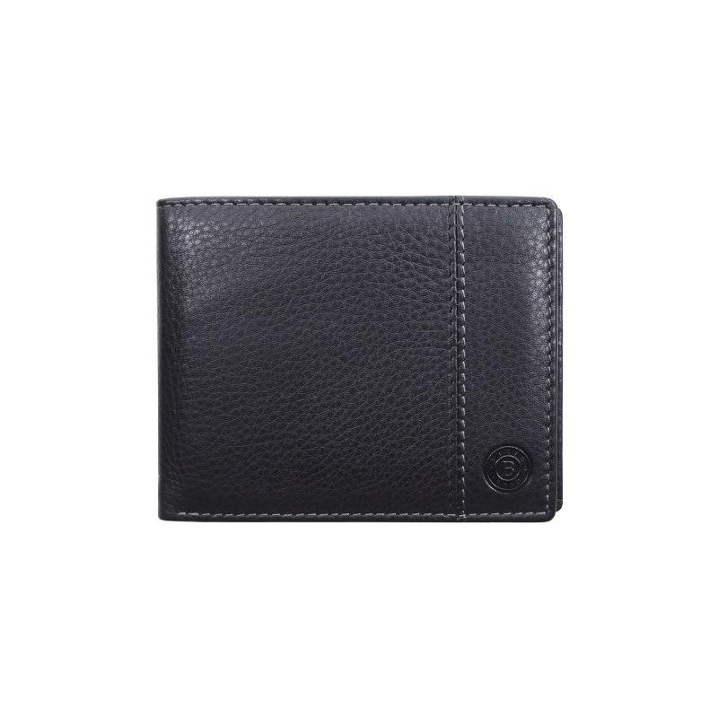 Joevany Miguel Belido Wallet 2553 Black 1