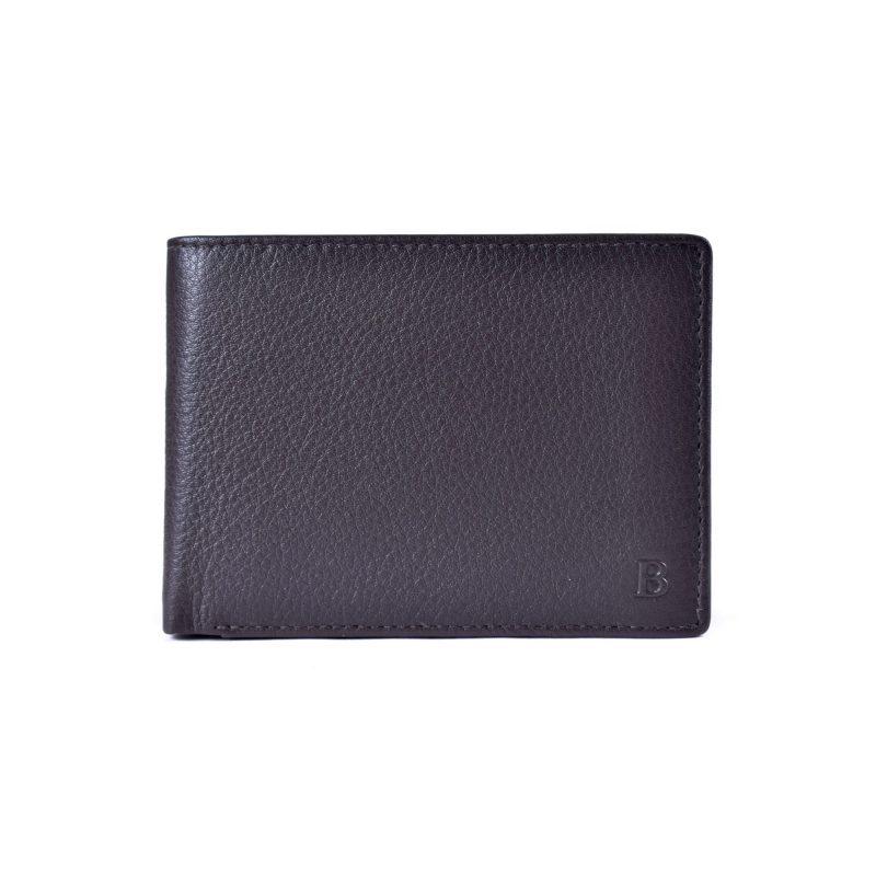 Joevany Miguel Belido Wallet 3304 Brown 1