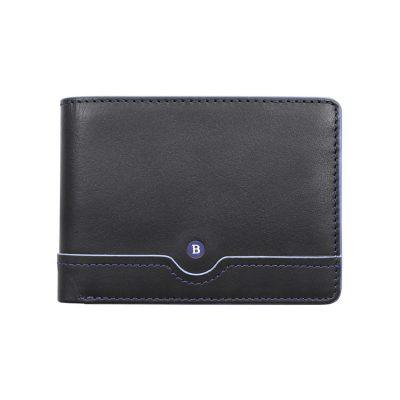 Joevany Miguel Belido Wallet 4604 Black 1