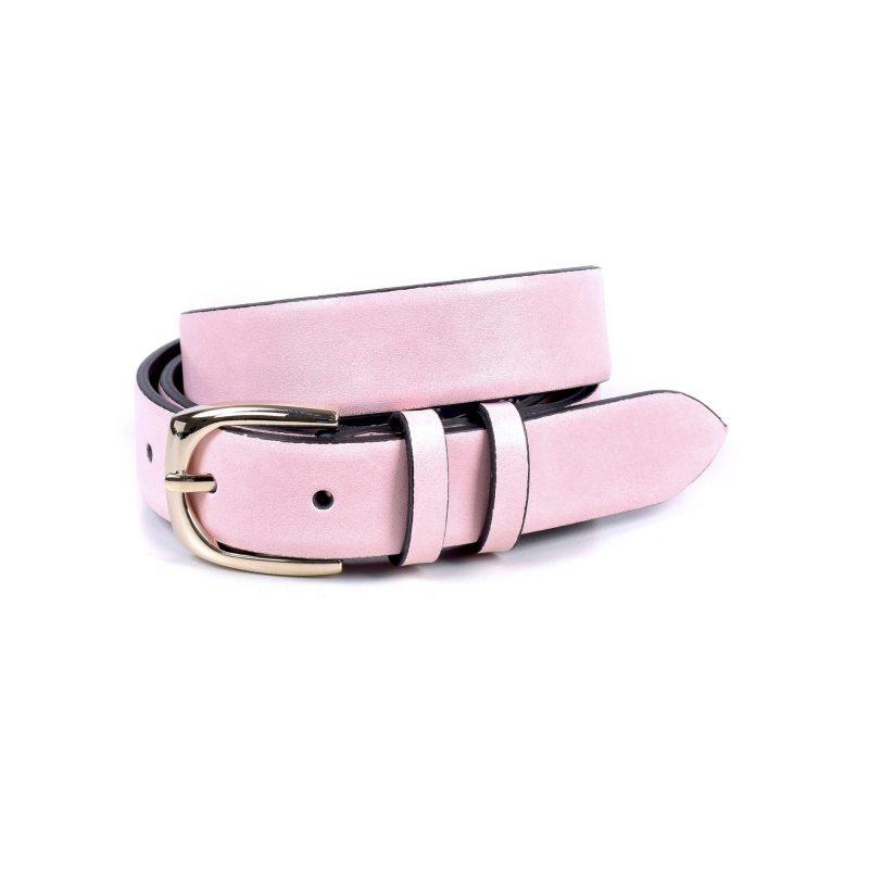 Joevany Miguel Bellido Belt 9753-25 1056 Pink 1