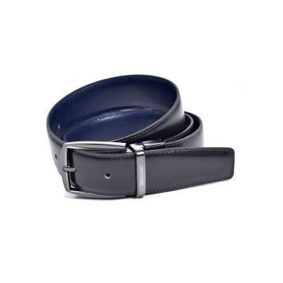 Joevany Miguel Bellido Belt 398-35 567 Black:Navy 1